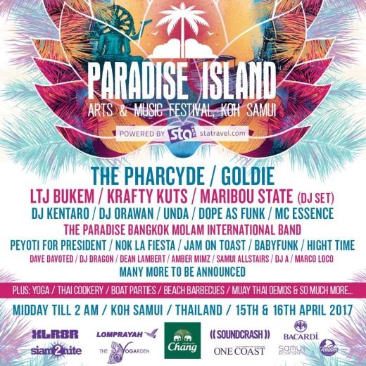 Paradise Island Festival