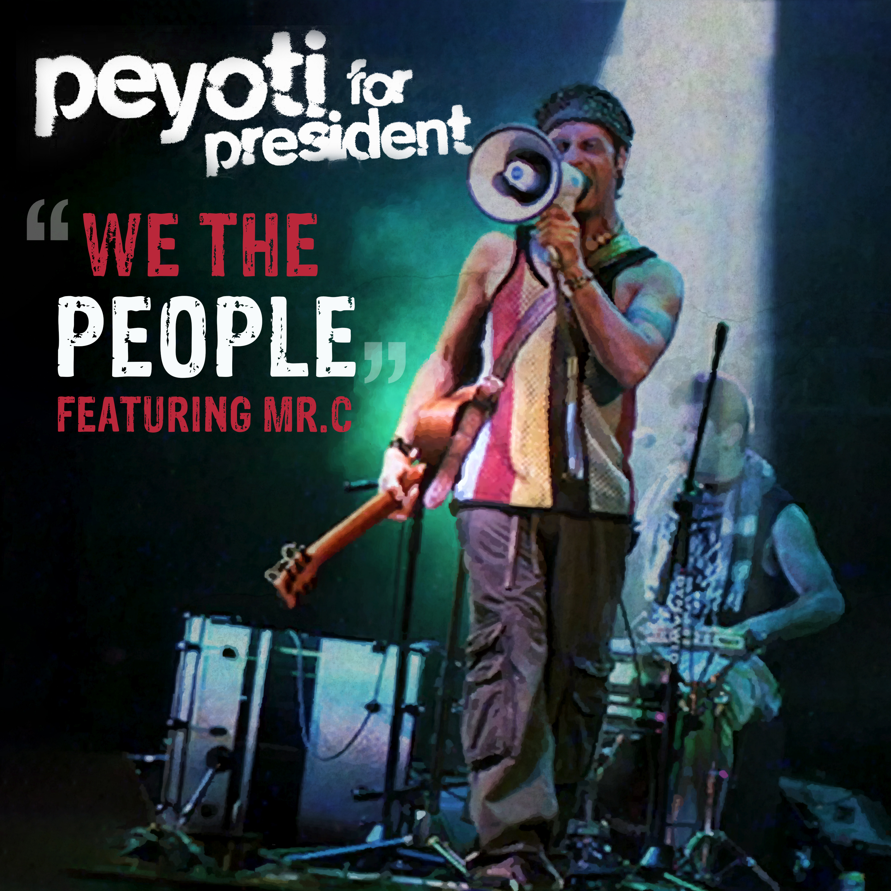 We The People feat. Mr C